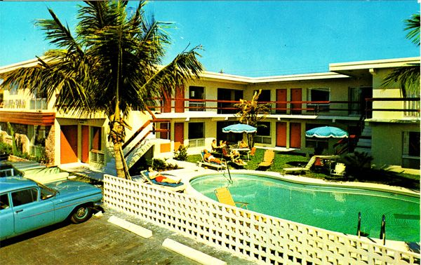 Rooms: 17 Best Images About Mid-Century Motels On Pinterest