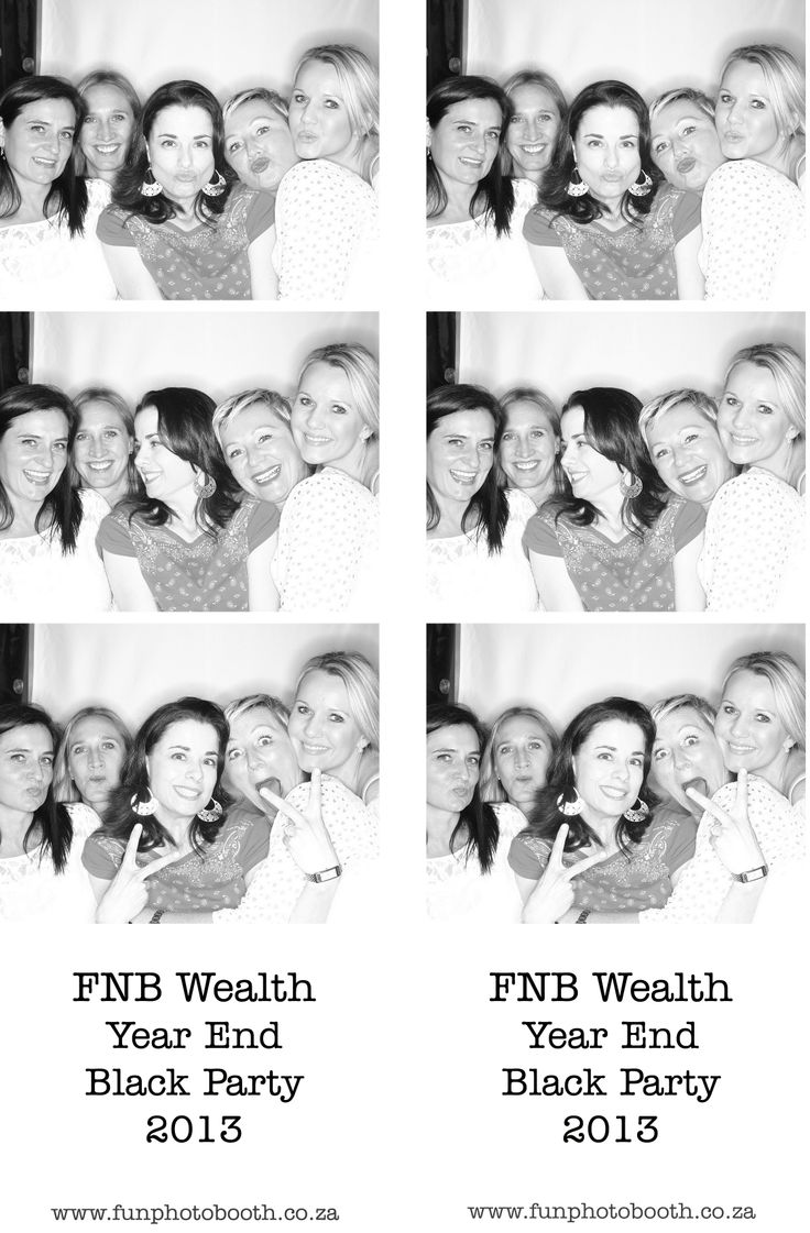 FNB Wealth ~ Black Year End Party