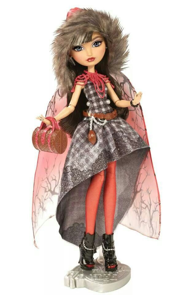 Legacy Day Cerise Hood Ever After High. This may actually be the prettiest doll…