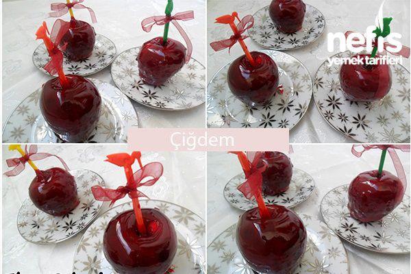 Evde Elma Şekeri Yapalım :)