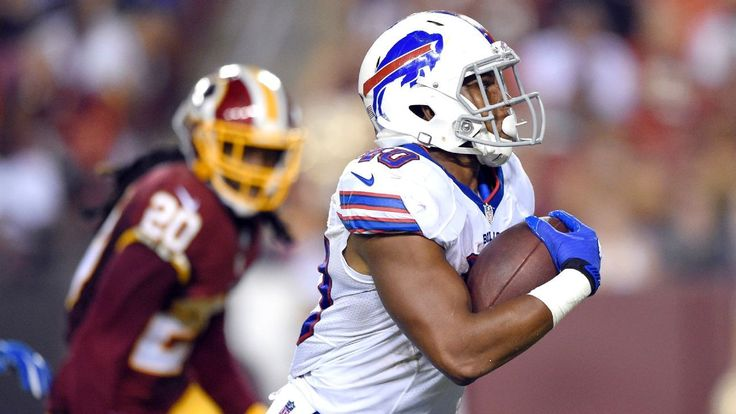 Report: Bills cut RB Williams in surprise move #FansnStars