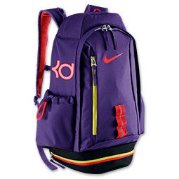 Nike KD Fast Break Backpack | Finish Line | Court Purple/Black/Light Crimson