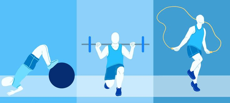 4 exercises for freakishly strong legs