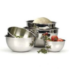 Endurance Stainless Steel Mixing Bowl (4 sizes)   MightyNest