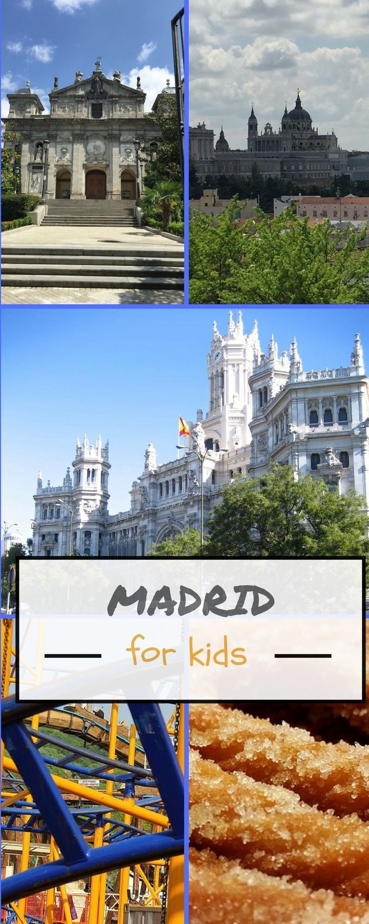 What are the top 5 things to do in Madrid with kids? The capital of Spain has plenty on offer for families: from sightseeing to museum visits and theme parks, find out the best family friendly attractions in Madrid and how to make the most of a family city break in Madrid