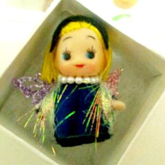 美輪明宏さん 友人の上京祝いに。
