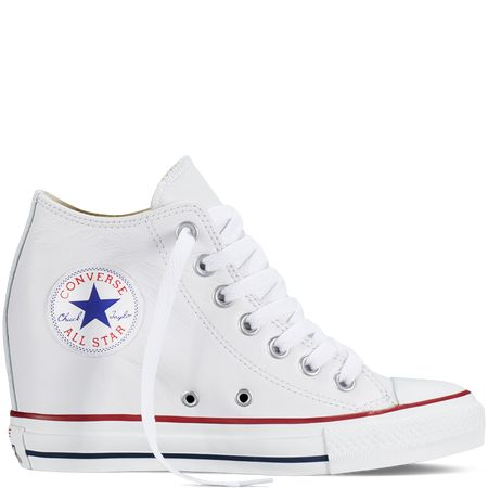 Converse - Chuck Taylor All Star Lux Wedge - White - Mid