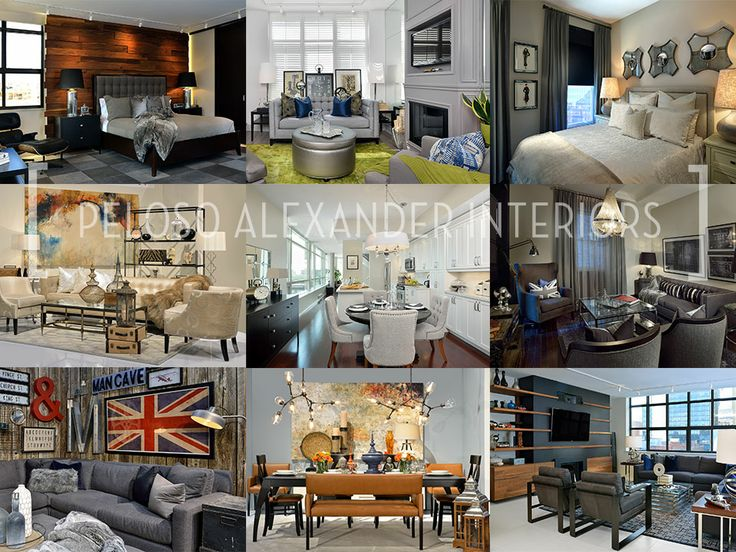 9 memory filled, amazing client projects! #design #interiors #GlenandJamie