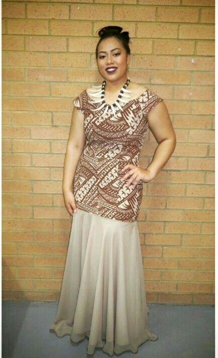 Latest Styles Samoan Puletasi