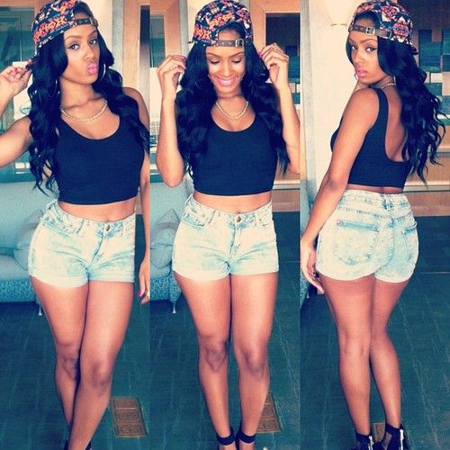 Black Girls with Swag Tumblr | swag #black woman #beautiful black women #beautiful #urban swag
