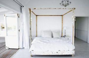 Hvordan bygge en himmelseng seng ramme