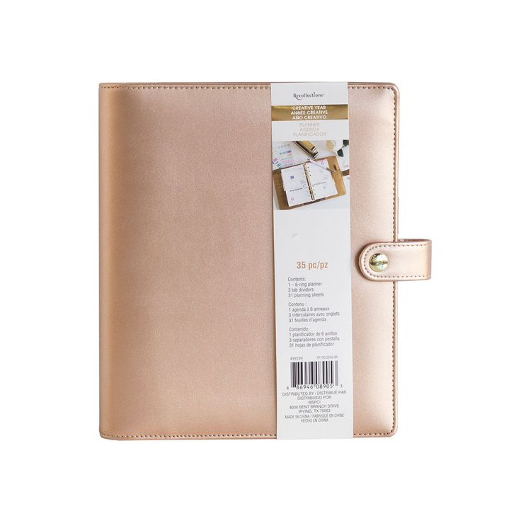 Creative Year A5 Binder By Recollections™