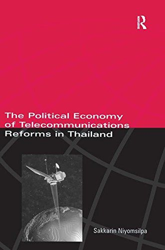 The Political Economy of Telecommunicatons Reforms in Thailand  $114.02 & FREE Shipping  #bigboxpower