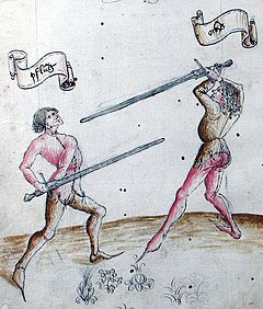 Historical European martial arts -  1452 ms.  Wikipedia, the free encyclopedia