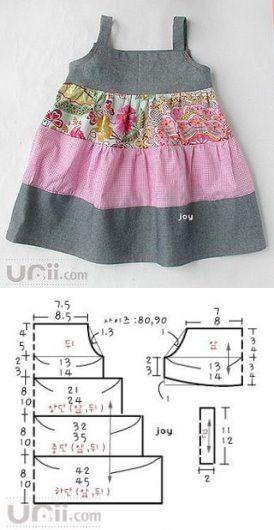 sew clothes for children..<3 Deniz <3