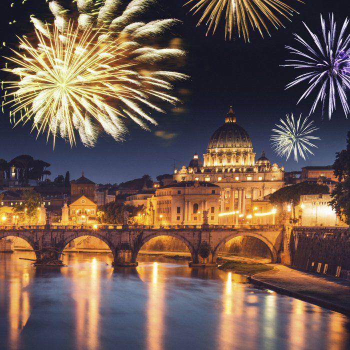 Mamma Mia! Feiere Silvester in Rom: 4 Tage im 4-Sterne Hotel mit Frühstück & Fahrradverleih ab 199 € - Urlaubsheld | Dein Urlaubsportal