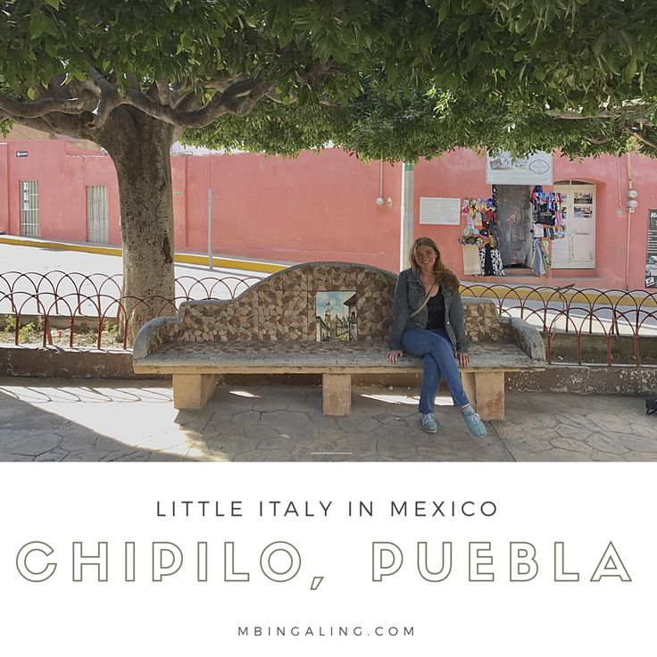 Day trip to Chipilo, the little Italy of Puebla, Mexico