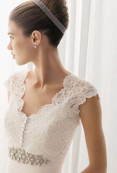 Vestido de Novia 01Bolzano (Colección Marfil para Innovias ) - Alquiler de Vestidos y Trajes de Novia INNOVIAS