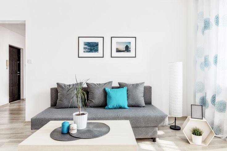 home staging, home, dekorialove, fotografia wnętrz, salon, living room, foto, interior, interior design, blue decor