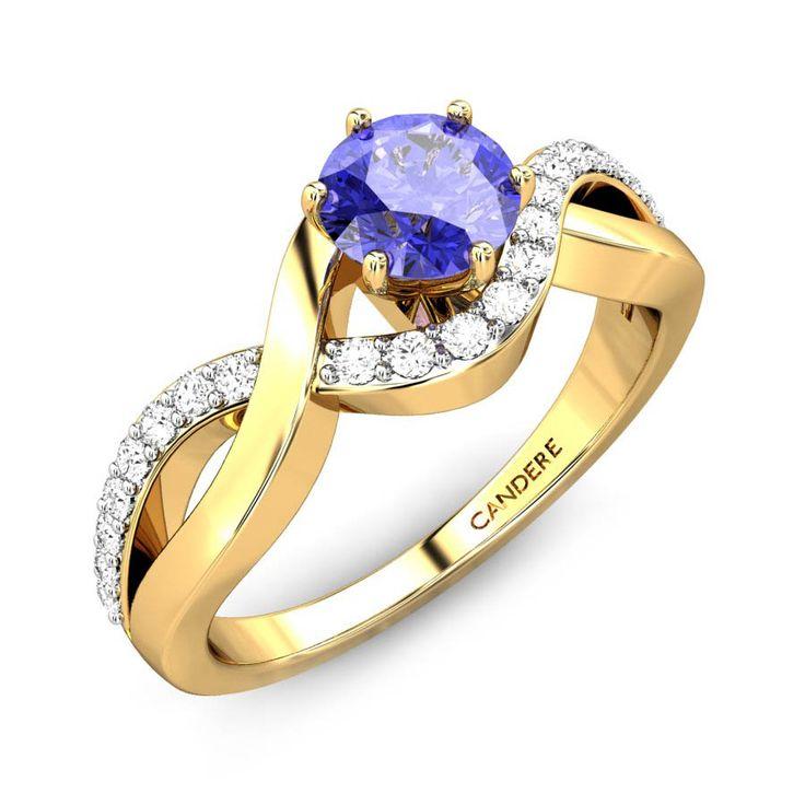 Stella Tanzanite Ring