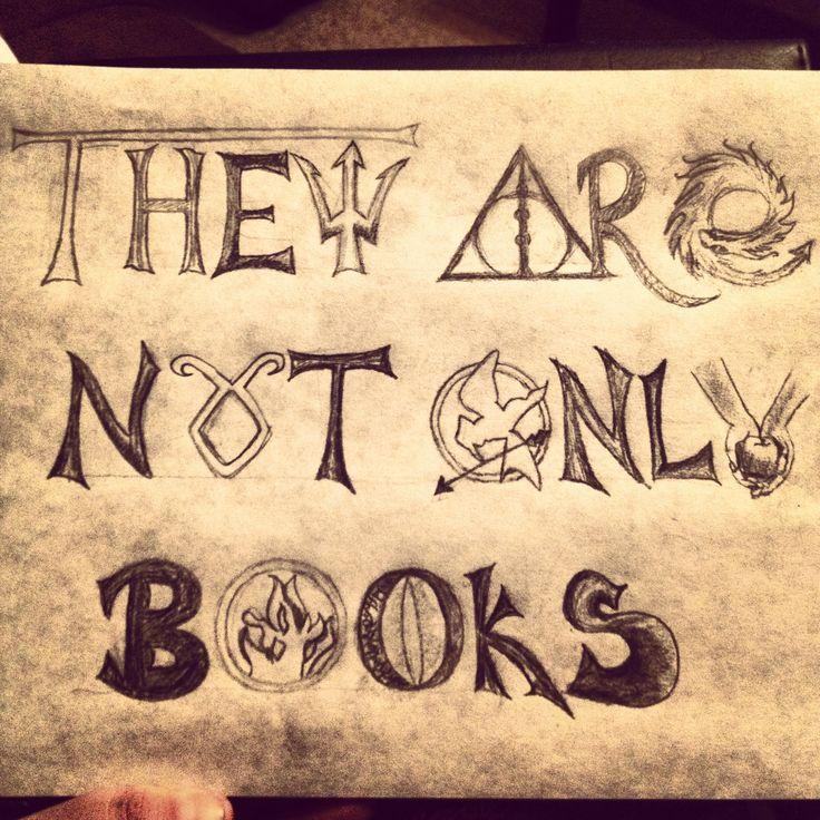 They are not only books. Hunger gamesHarry potter EragonLord of the rings Mortal instrumentsGame of thrones Percy Jackson  Twilightdivergent