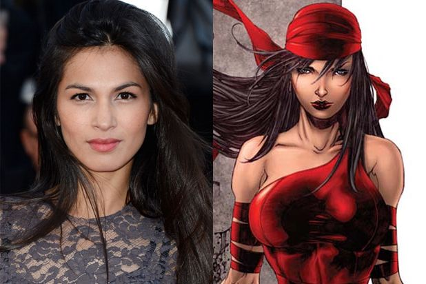 """G. I. Joe: Retaliation"" actress will portray iconic comic book character opposite Charlie Cox"