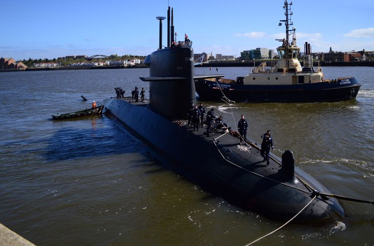 Dutch naval submarine.