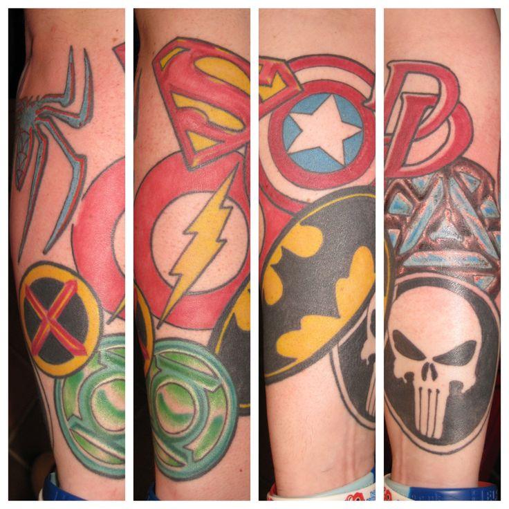 superman batman punisher green lantern men flash dare devil spiderman iron man sleeve superhero. Black Bedroom Furniture Sets. Home Design Ideas