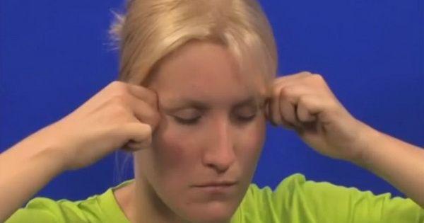 Látásjavító szemmasszázs – Havi fél dioptira csökkenésére lehet számítani!