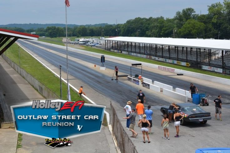 A long four months of contract talks, numerous facility tours and more – the Holley EFI Outlaw Street Car Reunion has found a new home, a new date and a title sponsor for the first time in it's fifth year of existence!http://www.dragracingscene.com/news/beech-bend-raceway-park-to-host-holley-efi-outlaw-street-car-reunion-v/