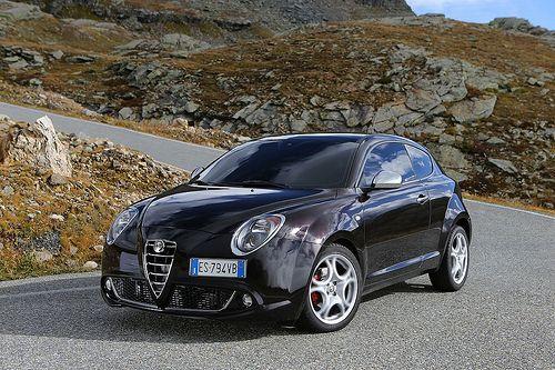 Alfa Romeo MiTo MY (2014)