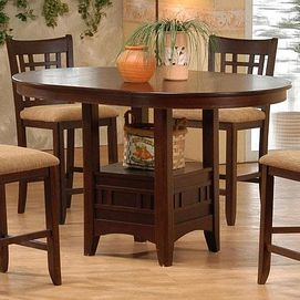 Empire II Counter Height Dining Table