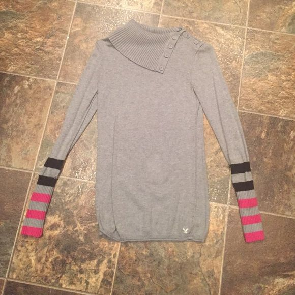 American Eagle sweater size Small American Eagle sweater size Small.  Great condition.  Cold weather is coming!!  Awesome bundle deal available.  Open to offers American Eagle Outfitters Sweaters