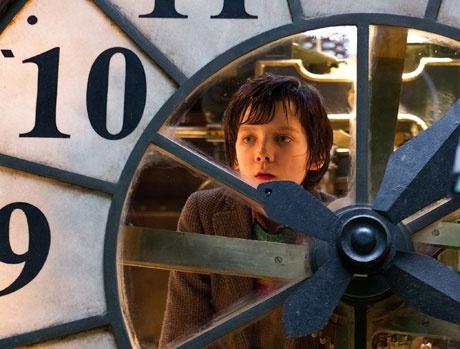 A Invenção de Hugo Cabret (Hugo)  Dir.: Martin Scorsese - 2011