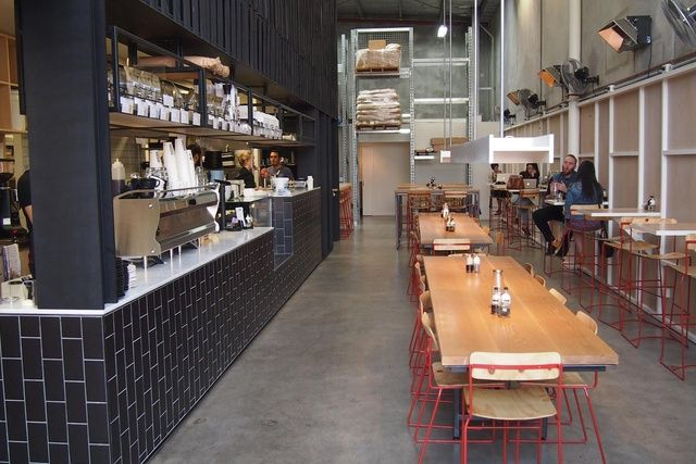 Industry Beans Cafe and Roastery by Matt Rawlins  | Urbis Magazine
