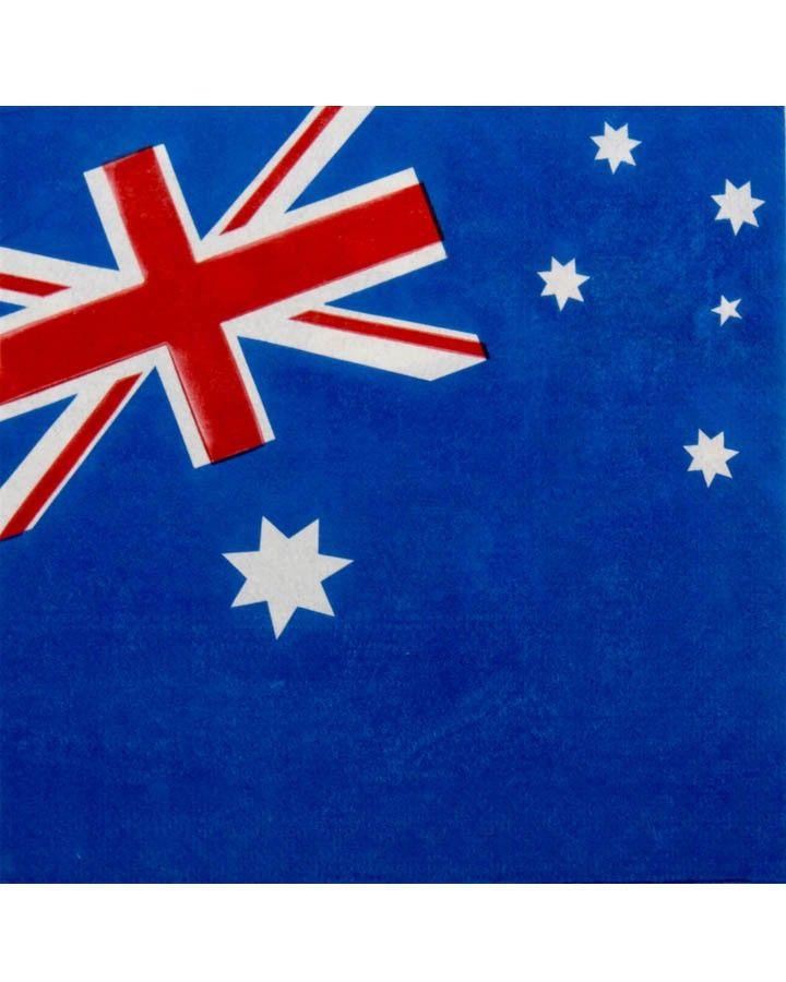 australian flag australia day