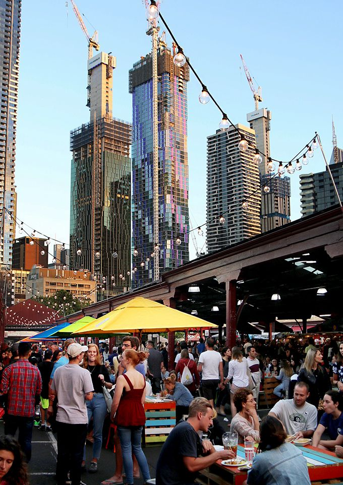 Melbourne Summer Night Market
