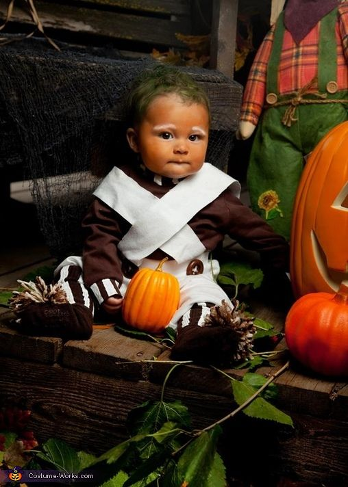 Oompa Loompa Baby Costume - 2013 Halloween Costume Contest