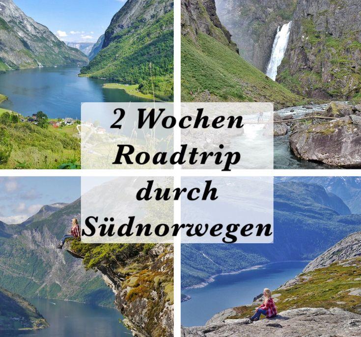 2 Wochen Roadtrip durch den Süden Norwegens – Tipps & Tricks