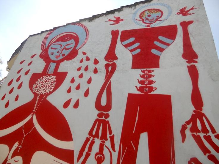 Grafitti @Vila Madalena, SP.