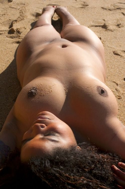 Ebony female body naked remarkable, rather
