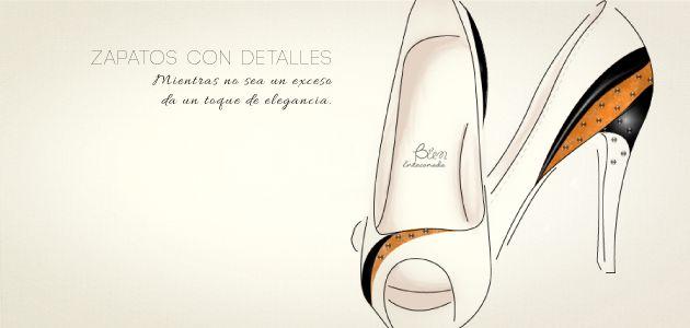 Tips 1: Zapatos con detalles | Bien entaconada