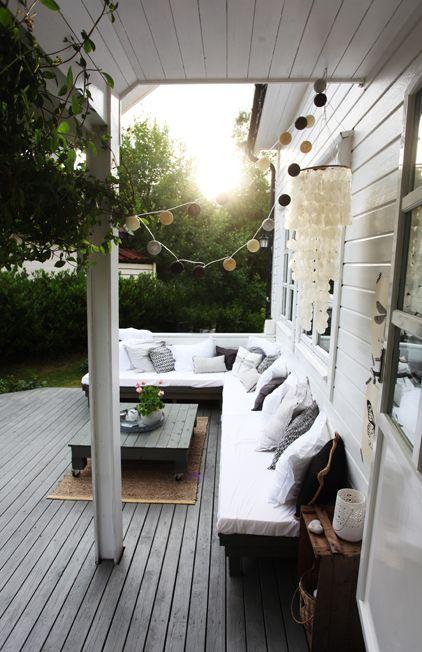 Buitenleven   Tuin decoratie trends anno 2015 - Feest! - Stijlvol_styling-Woonblog-www.stijlvolstyling.com