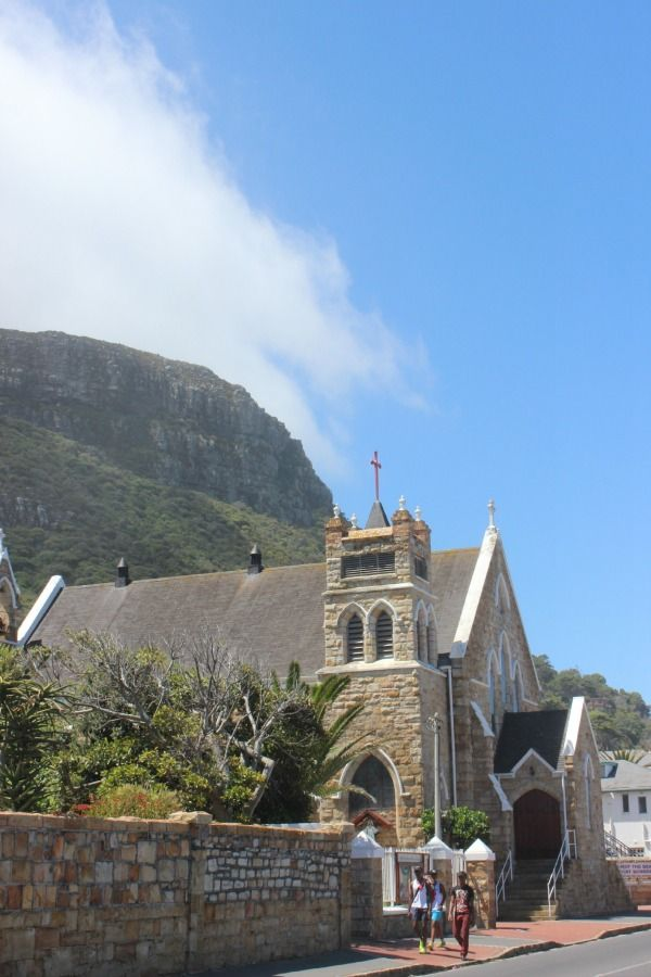 St James Church The charming coastal villages of Cape Town via The World on my Necklace
