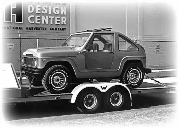 Unimog For Sale >> Scout III? | International harvester truck, International harvester, International scout