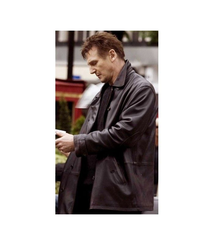 Bryan Mills Taken 2Leather Jacket    Jacket Features  · Outfit Type: Real Leather  · lining:Viscose Lining  · Colar:Shirt Collar