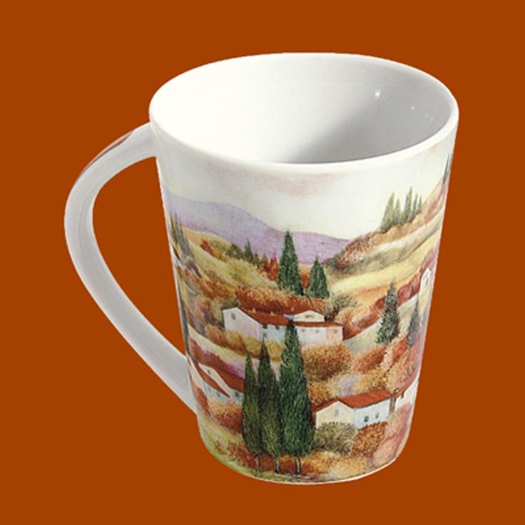 Flared Mug | Autumn