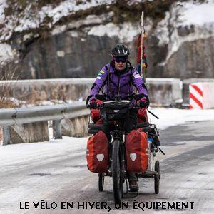 Equipement vélo hiver