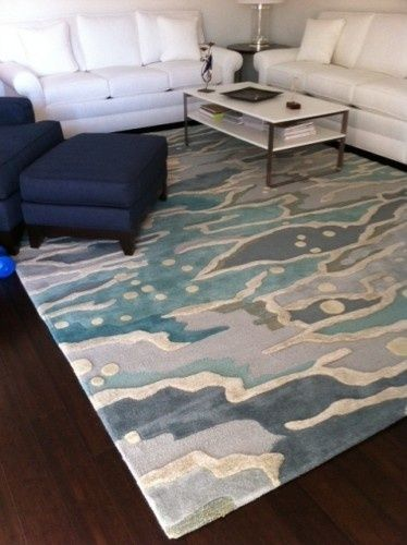 Beautiful Room Ocean Inspired Carpet Check Our Carpets Www