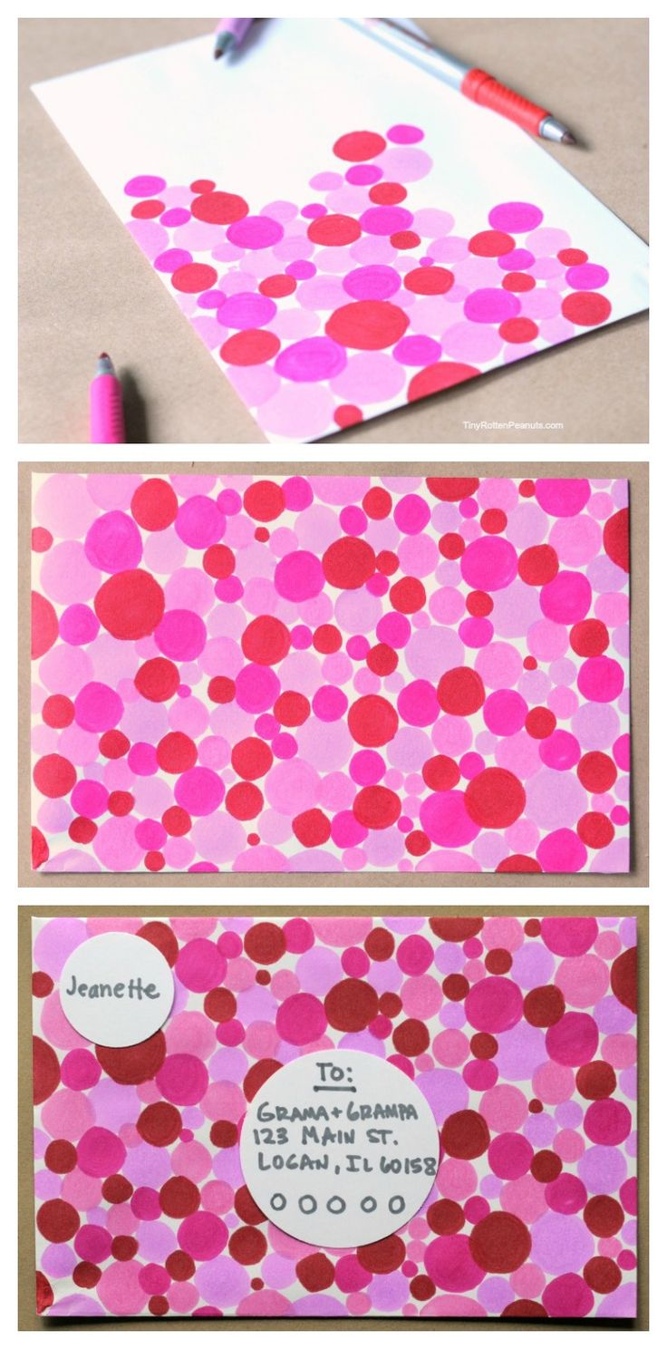 25 best creative mail ideas on pinterest pen pal for Cool envelope ideas